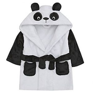 albornoz bebe panda amazon