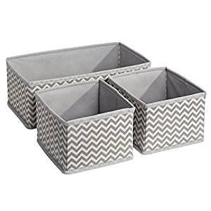 cestas de tela para baño