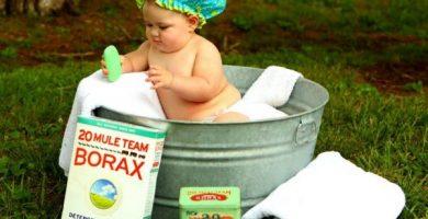 cómoda bañera bebé