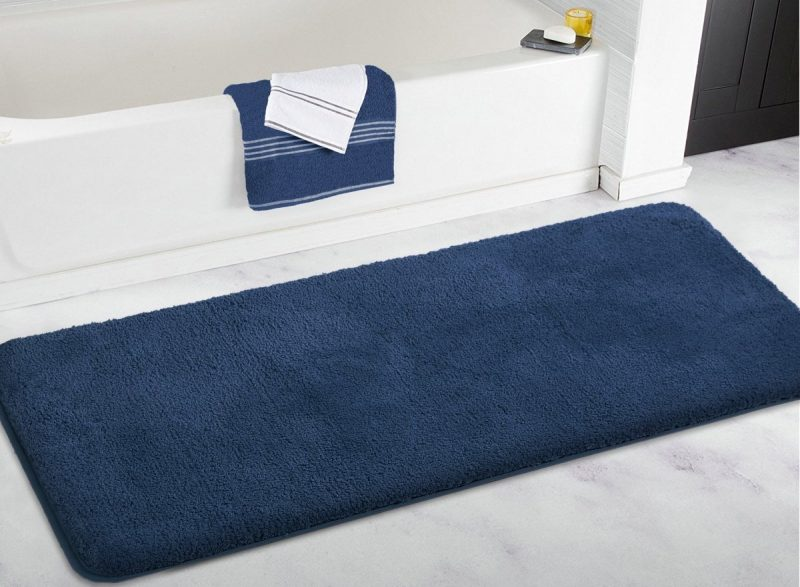 alfombra baño moderna original