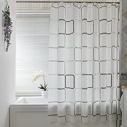 cortina ducha diseño original baño