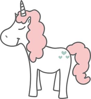 moda unicornio