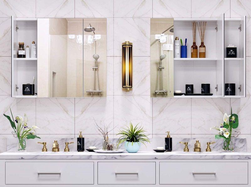 mejores armarios de baño